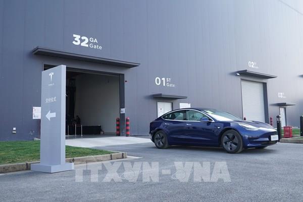 Hoạt động kinh doanh của Tesla khởi sắc nhờ nhu cầu ô tô điện tăng