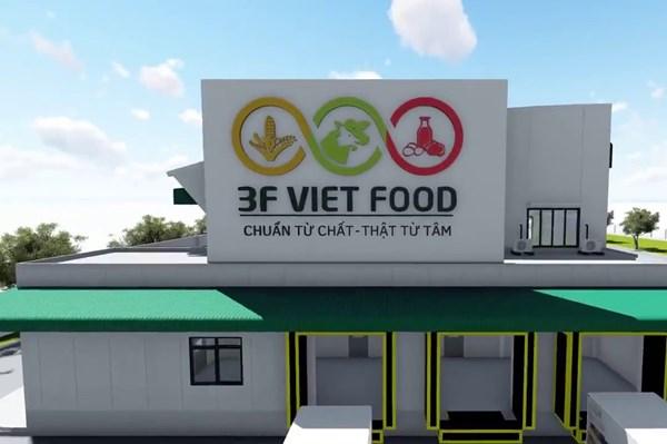 Masan MEATLife chính thức sở hữu 51% Công ty 3F VIỆT