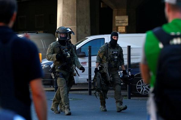 Đức vô hiệu hóa thiết bị nổ tự chế gần thành phố Cologne