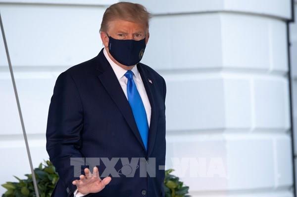 Tổng thống Mỹ khẳng định sức khỏe ổn định