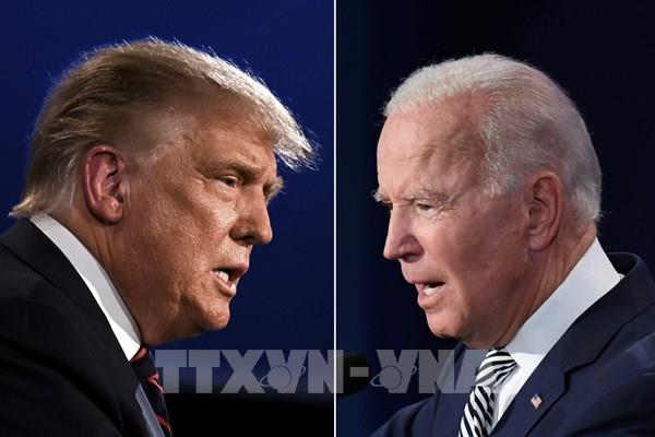 Bầu cử Mỹ 2020: Tổng thống Trump sẽ tranh luận tiếp với ứng cử viên Joe Biden