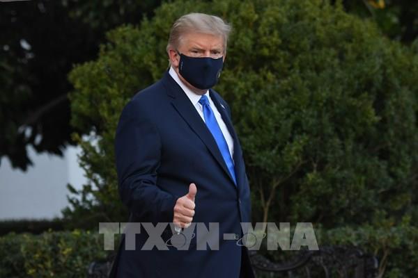 Bầu cử Mỹ 2020: Tổng thống D.Trump muốn vận động tranh cử tại Florida vào ngày 10/10