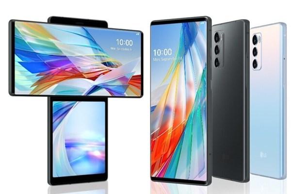 Từ 6/10 sẽ mở bán điện thoại thông minh màn hình xoay của LG