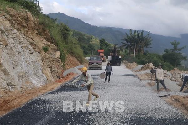 Đã có phương án xử lý nợ đọng tại dự án nâng cấp Quốc lộ 4 nối Hà Giang  - Lào Cai