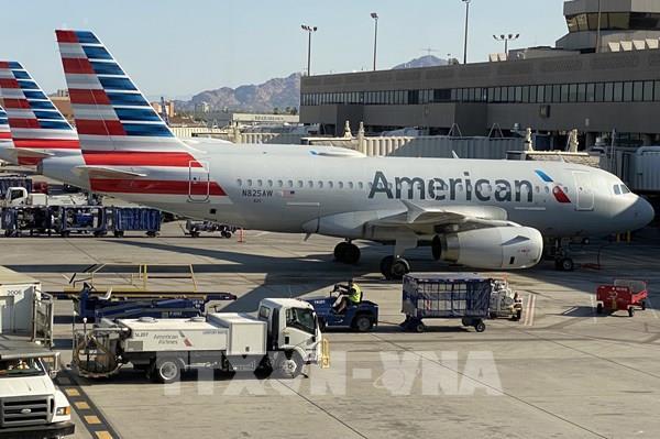 Dịch COVID-19 đẩy nhân viên ngành hàng không Mỹ lún sâu vào vòng xoáy thất nghiệp