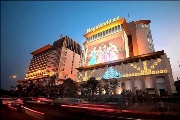 Quốc hội Campuchia thông qua dự luật quản lý các sòng bạc thương mại