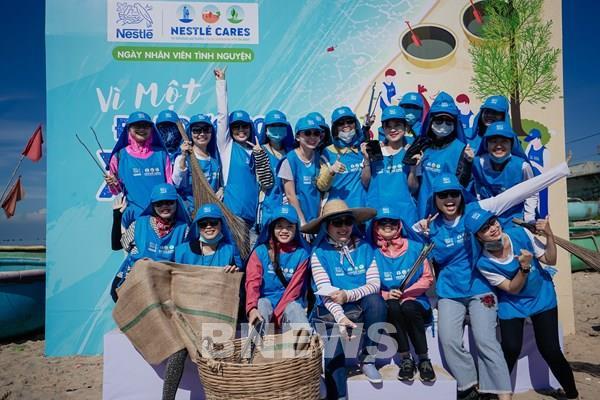 """Nestlé Việt Nam lần 2 được vinh danh """"Doanh nghiệp tiêu biểu vì người lao động"""""""