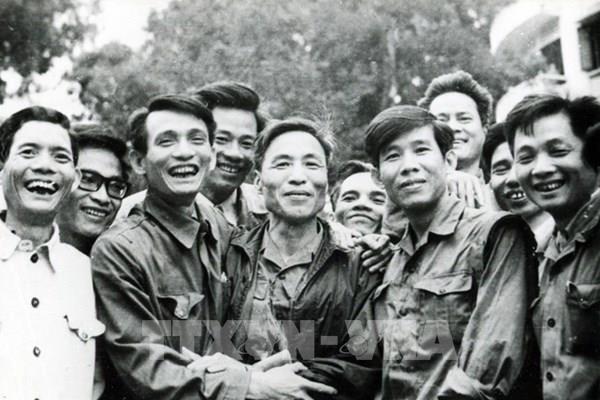 60 năm Thông tấn xã Giải phóng- Bài 1: Dấu ấn về bản tin đầu tiên