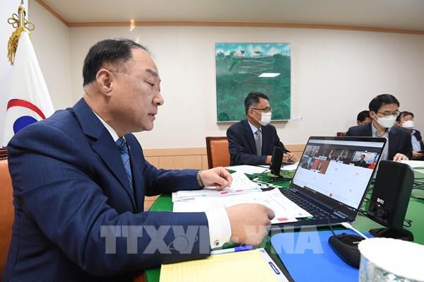 """Bộ Tài chính Hàn Quốc sẽ không nới lỏng quy tắc đảm bảo """"sức khỏe"""" tài khóa"""