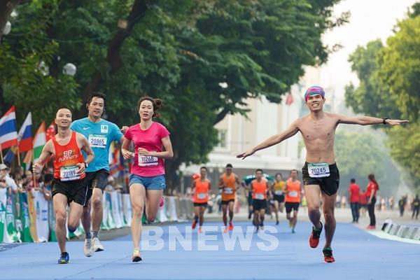 """VPBank Hanoi Marathon ASEAN 2020: Kết nối trong trạng thái """"bình thường mới"""""""