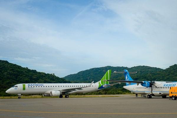 Côn Đảo mong có thêm đường bay thẳng và nâng cấp, mở rộng sân bay