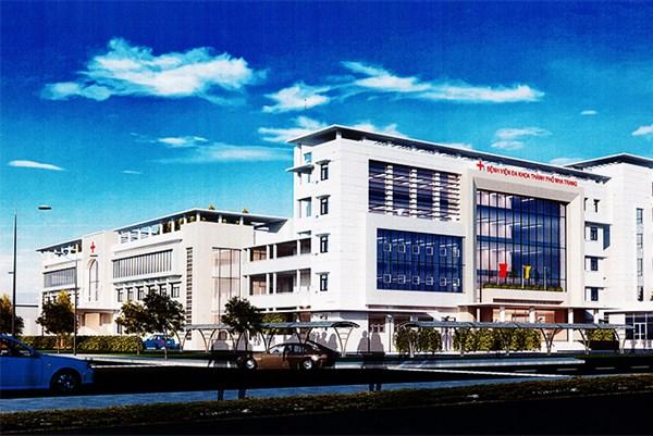 Khởi công xây dựng Bệnh viện Đa khoa thành phố Nha Trang