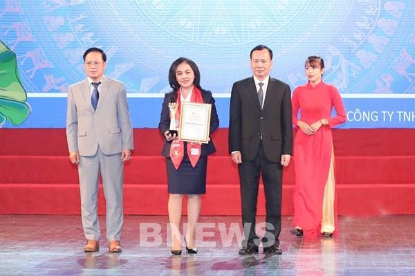 Ngân hàng Việt giành giải thưởng Doanh nghiệp tiêu biểu Asean