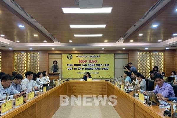 Dịch COVID-19: Thị trường lao động Việt Nam có nhiều cải thiện trong quý III/2020