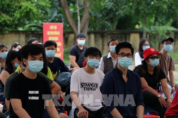 Dịch COVID-19 sáng 14/10: Không ghi nhận ca nhiễm mới