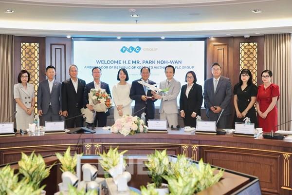 Đại sứ Hàn Quốc tại Việt Nam: Sẵn sàng là cầu nối giữa FLC và đối tác Hàn Quốc