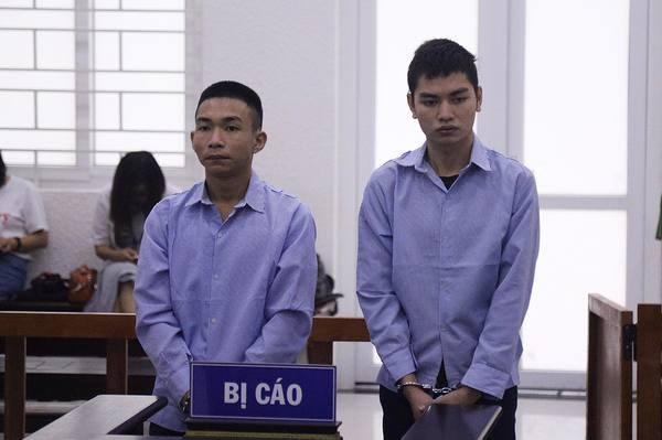 Tuyên án tử hình đối với 2 bị cáo sát hại lái xe Grab