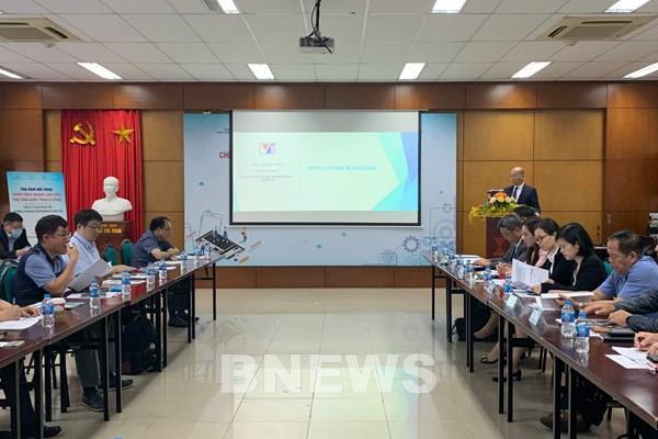 Việt Nam - Hàn Quốc hình thành chuỗi liên kết sản xuất trong lĩnh vực điện thoại