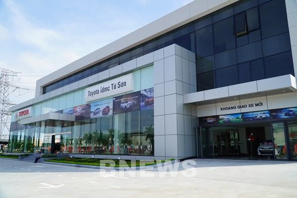 Toyota Việt Nam mở rộng hoạt động ở Từ Sơn, Bắc Ninh
