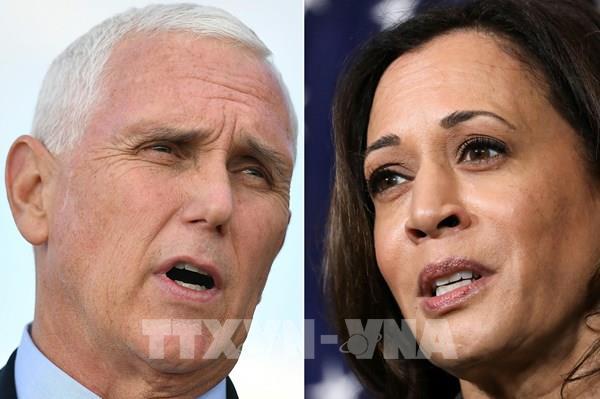 Bầu cử Mỹ 2020: Hai ứng cử viên Phó Tổng thống thể hiện sự khác biệt trong các vấn đề lớn