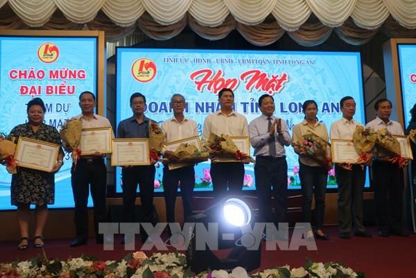 Long An dẫn đầu vùng Đồng bằng sông Cửu Long về thu ngân sách nhà nước