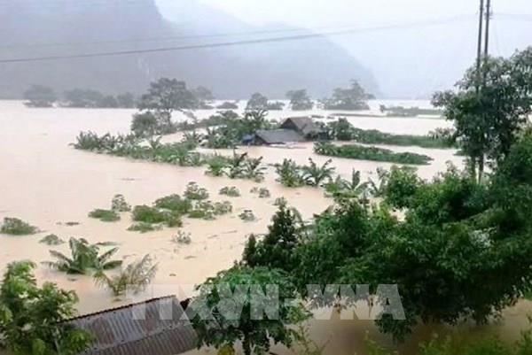 Chuẩn bị lương thực, nước sạch sẵn sàng ứng phó trong tình huống mưa lũ kéo dài