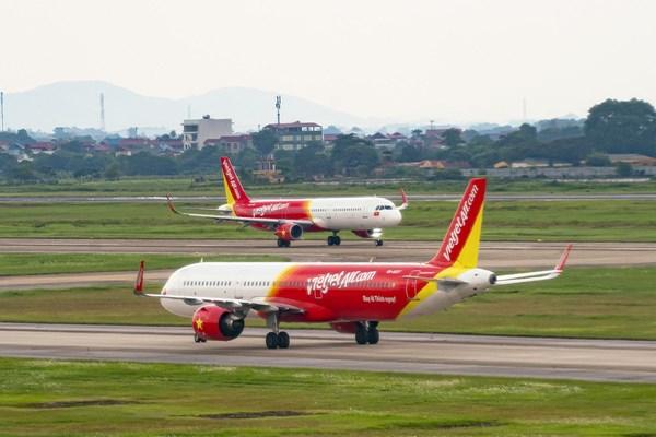Hàng không điều chỉnh lịch bay do thời tiết xấu tại miền Trung