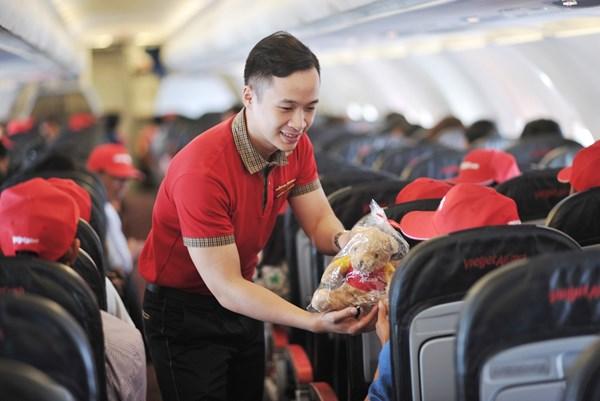Vietjet Air ghi nhận kết quả sản xuất kinh doanh quý III tích cực