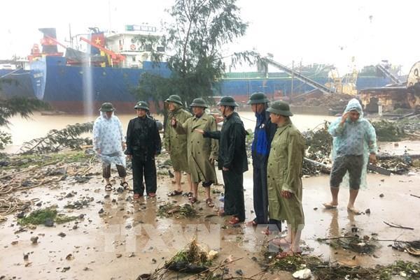 Quảng Trị: Gần 13.800 hộ bị ảnh hưởng do ngập lụt