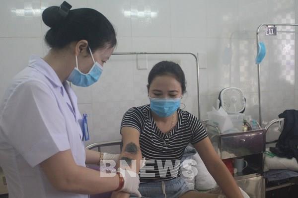 Thanh Hóa: Bệnh nhân bị viêm da do tiếp xúc với kiến ba khoang tăng đột biến