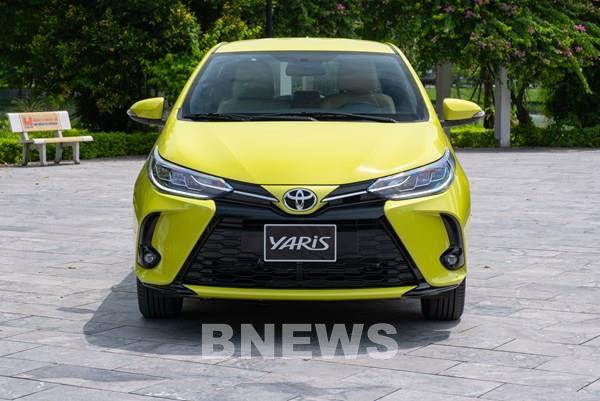 Toyota Yaris 2020 về Việt Nam thêm trang bị, giá tăng 18 triệu đồng