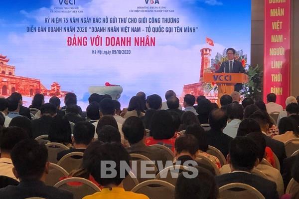 Nhân ngày Doanh nhân Việt Nam: Khát vọng lớn trên mặt trận kinh tế