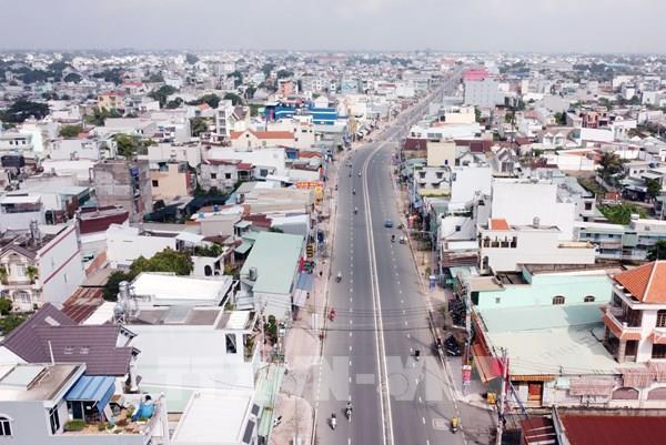 Phát triển đô thị Thành phố Hồ Chí Minh : Xây dựng các khu đô thị hiện đại