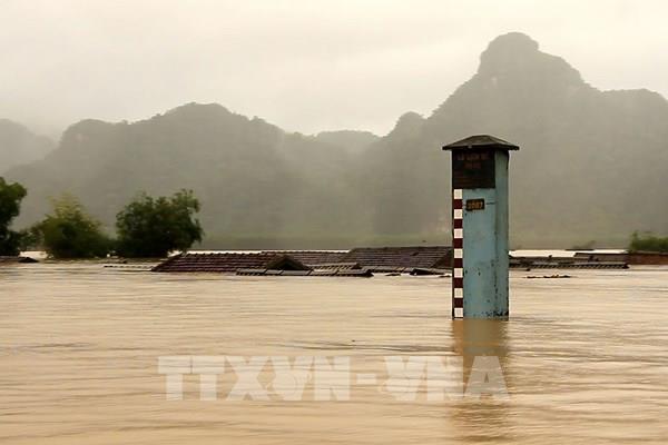 Dự báo thời tiết: Áp thấp nhiệt đới khả năng mạnh lên thành bão