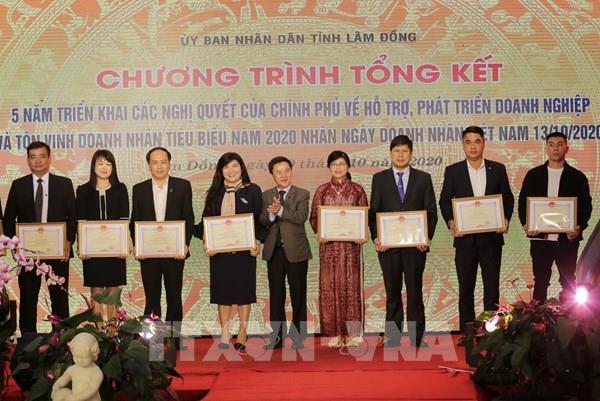 Lâm Đồng dẫn đầu Tây Nguyên về năng lực cạnh tranh