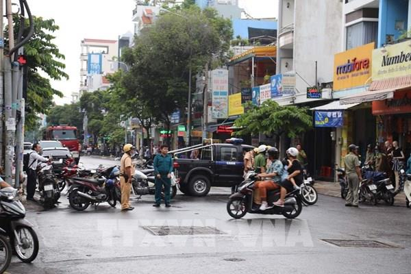Thành phố Hồ Chí Minh: Bắt giữ đối tượng cướp ngân hàng Techcombank