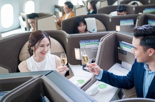 Bamboo Airways tung loạt ưu đãi hạng thương gia ngày Doanh nhân Việt Nam