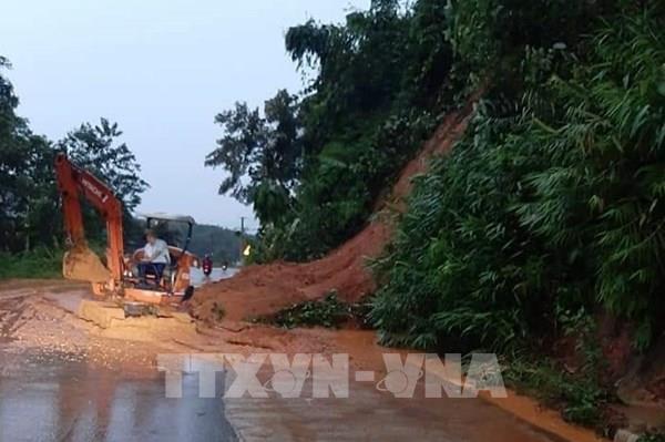 Tuyến đường huyết mạch nối Bình Phước - Lâm Đồng đã lưu thông trở lại