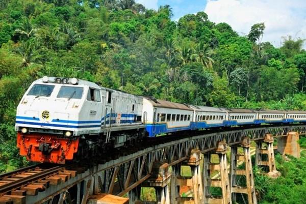 Indonesia xây dựng tuyến đường sắt kết nối hai quốc gia Tây Phi