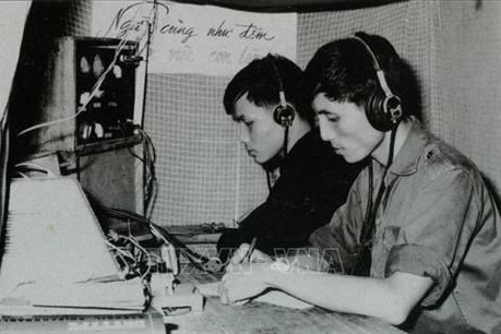 60 năm Thông tấn xã Giải phóng: Tự hào là điện báo viên cơ quan thông tấn anh hùng