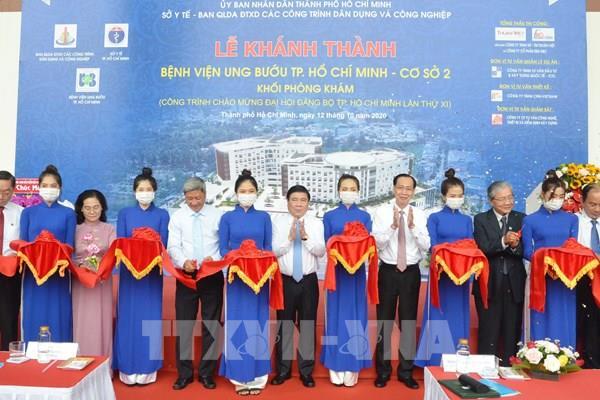 Thêm một cơ sở chuyên khoa ung bướu hiện đại phục vụ người dân khu vực phía Nam