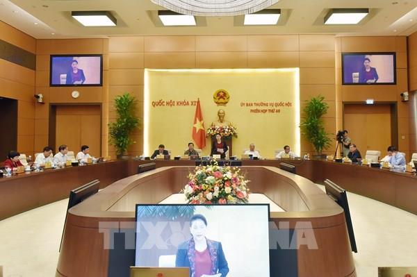 Thường vụ Quốc hội cho ý kiến dự thảo Nghị quyết về chính quyền đô thị tại T.p Hồ Chí Minh