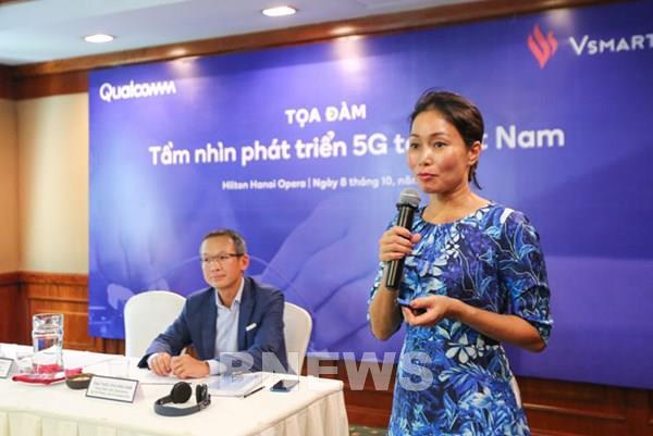 VinSmart sẽ giới thiệu smartphone 5G tại Mỹ vào cuối năm