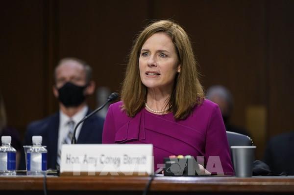 Thượng viện Mỹ xem xét đề cử Thẩm phán Tòa án Tối cao