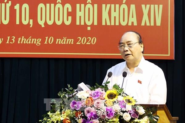 Thủ tướng Nguyễn Xuân Phúc: Lần đầu tiên Việt Nam xuất siêu trên 17 tỷ đô la Mỹ
