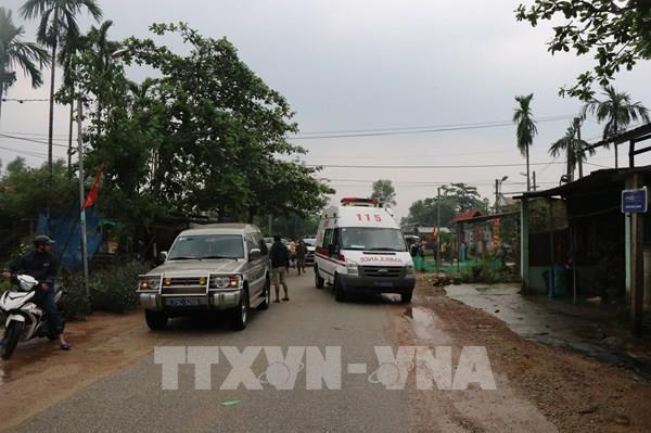 Vụ sạt lở tại Thủy điện Rào Trăng 3: Đã có 3 công nhân tử vong
