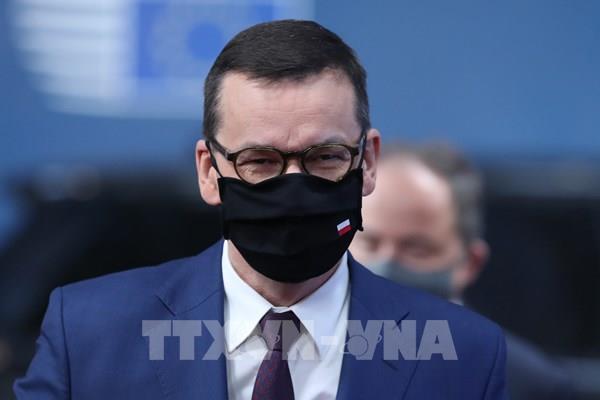 Dịch COVID-19: Thủ tướng Ba Lan phải cách ly