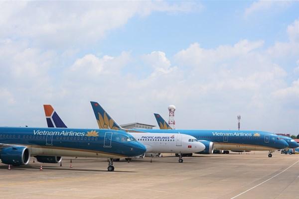 Các chỉ tiêu kinh doanh 9 tháng của Vietnam Airlines không tích cực do dịch COVID-19