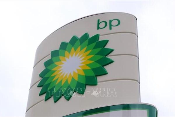 BP: Lỗ ròng giảm mạnh nhờ nhu cầu dầu cải thiện