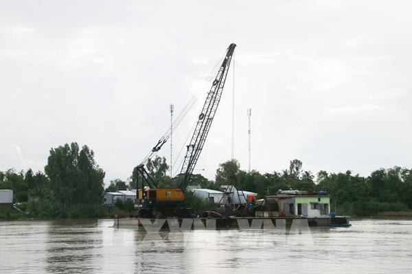 Người dân An Giang muốn dừng dự án nạo vét thông luồng sông Hậu